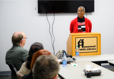 Author and professor discusses black lives in America
