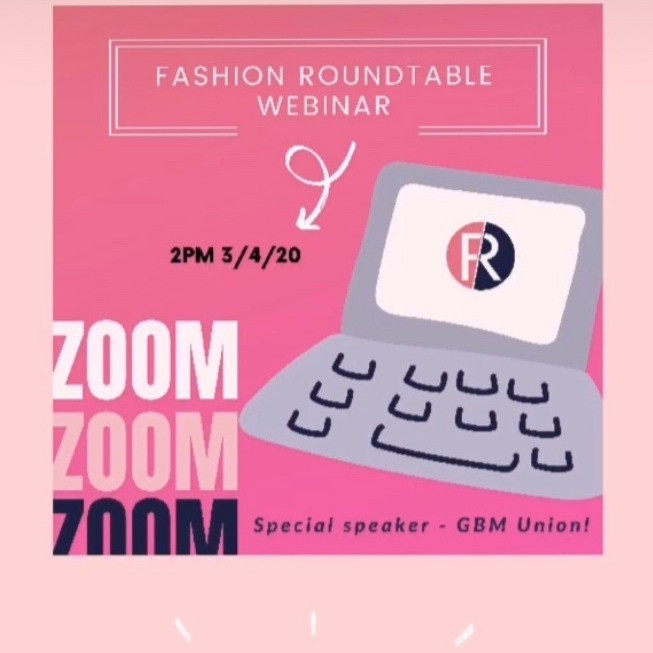 Ask the Expert! Fashion Roundtable COVID-19 Webinar