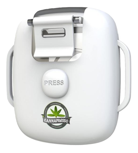 Cannapresso: Air Mask Mesh CBD Nebulizer