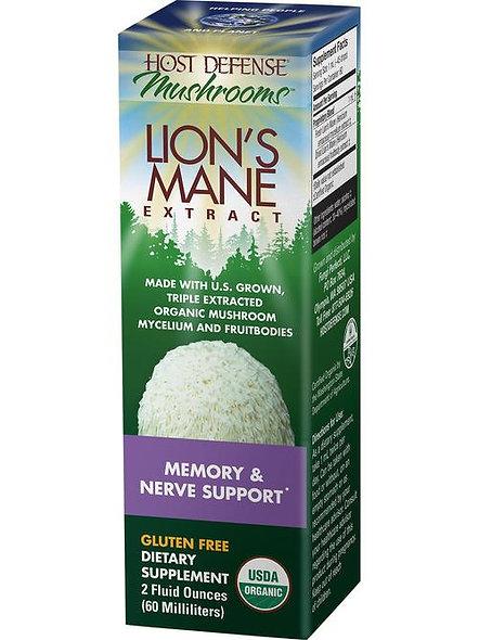 Lions Mane Extract  1 oz (2oz pic)