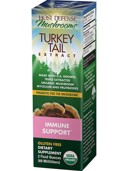 Turkey Tail Extract  2oz