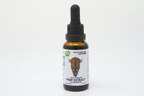 EVO Full strength CBD tincture 1500mg
