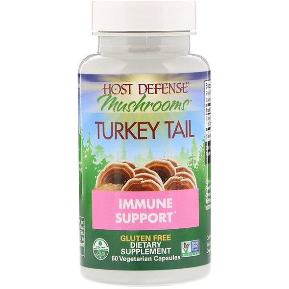 Turkey Tail Capsule 60ct