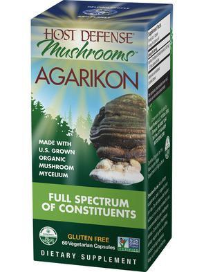 Agarikon Capsules  60ct