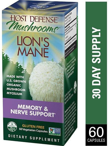 Lion's Mane Capsules  60caps