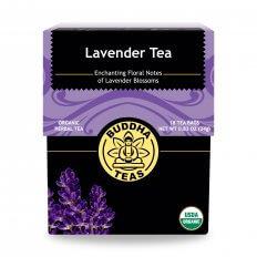 Organic Lavender Tea