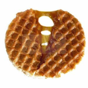 Toasted Caramel Waffle Cookies CBD THC Free 250mg