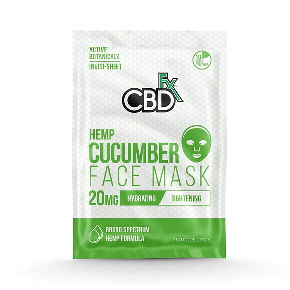 copy of CBD Face Mask - Rose