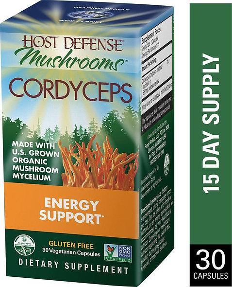 Cordyceps Capsules  30ct
