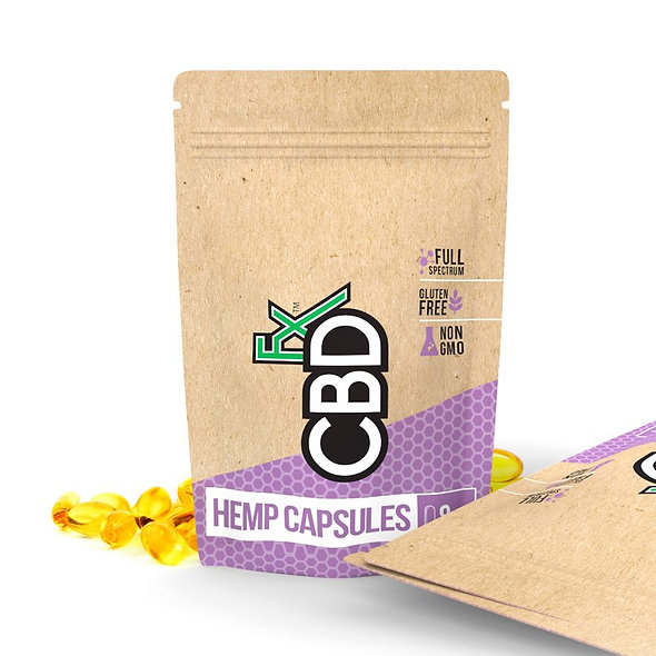 CBD Capsules by CBDfx