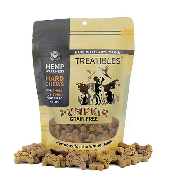 Treatibles - Pumpkin Small