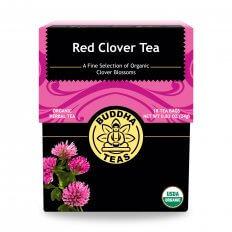 Organic Red Clover Tea