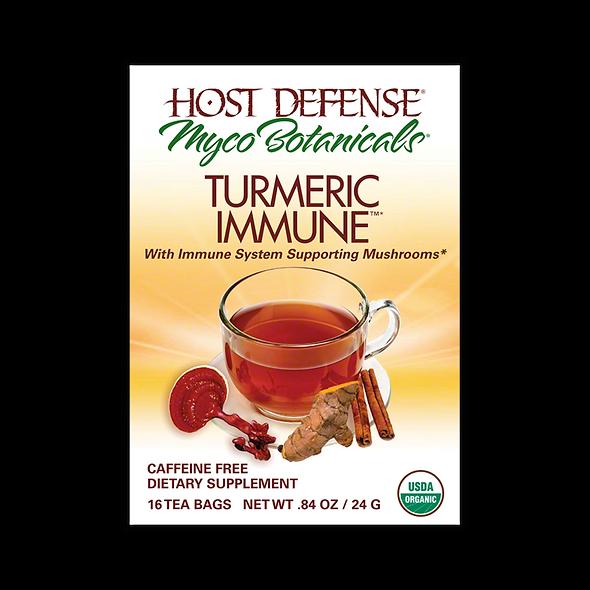MycoBotanicals® Tea - Turmeric Immune™