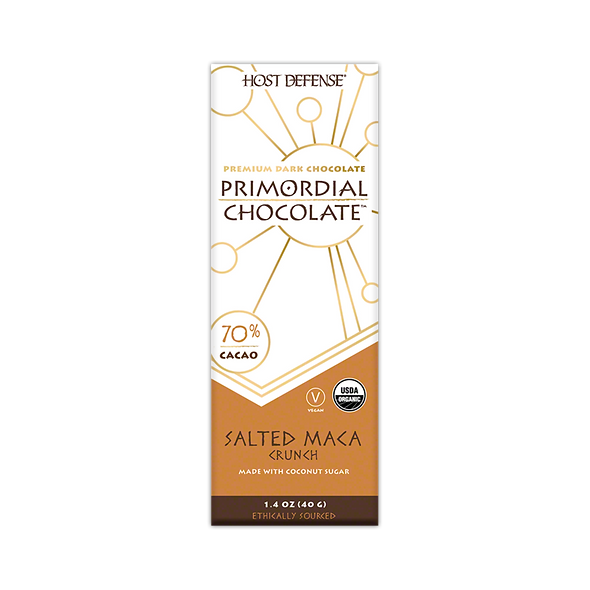 Primordial Chocolate™ - Salted Maca Crunch