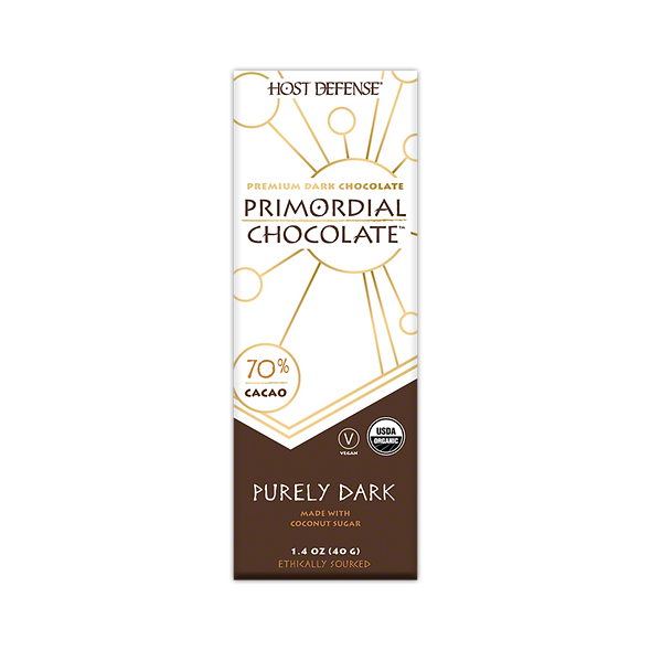 Primordial Chocolate™ - Purely Dark