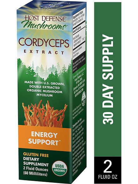 Cordyceps Extract   2oz