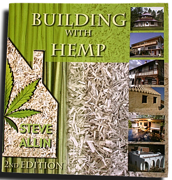 Building with Hemp book cover