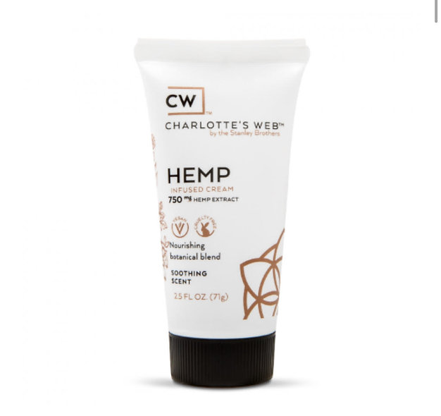 CW Hemp Infused Cream - Scented/Unscented