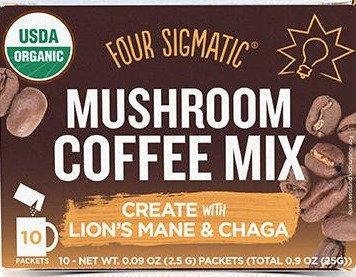 Mushroom Coffee w/ Lion's Mane