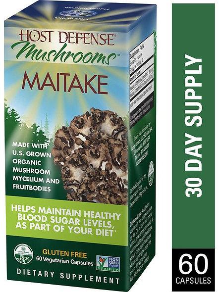 Maitake capsules 60ct