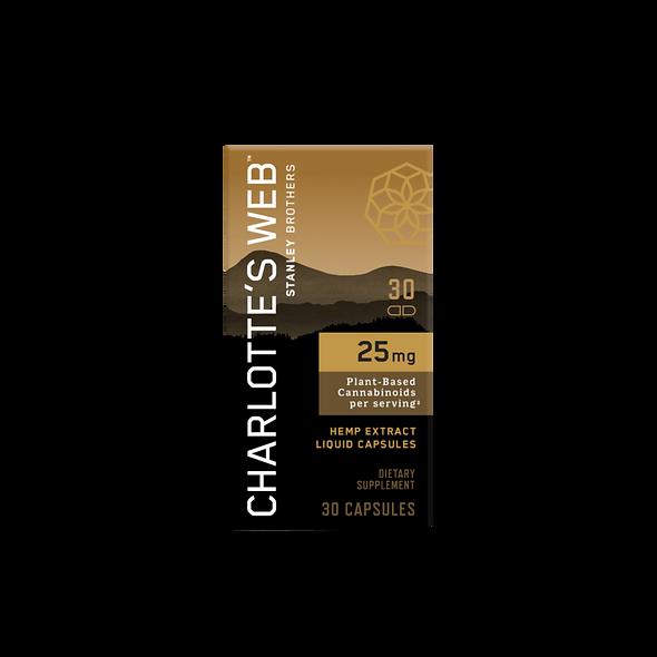 CW Capsules 25mg, 30ct
