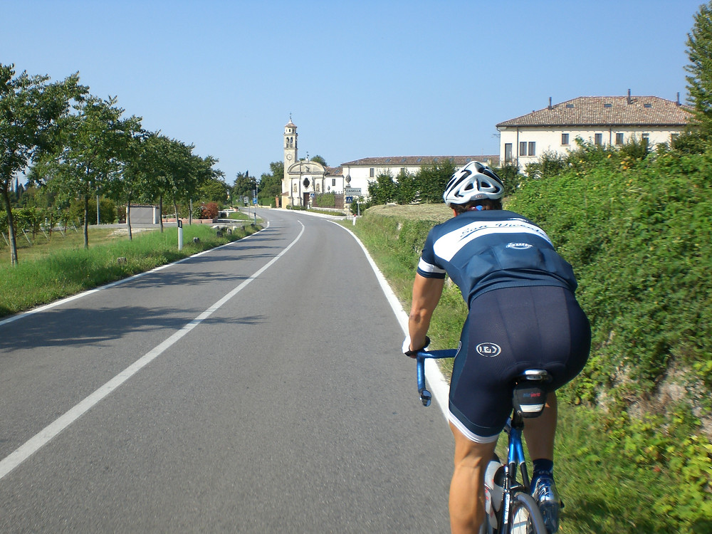 Training Ride in Italy with Your Cycling Italia