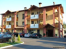 Your Cycling Italia's Base Camp Hotel in the Veneto of Italy.