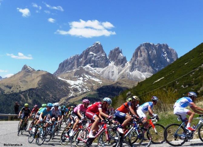 2018 Giro d'Italia - Your Cycling Italia's Bicycle Tours Vacations
