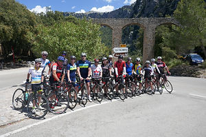Your Cycling Italia Spain Bicycle Tour G
