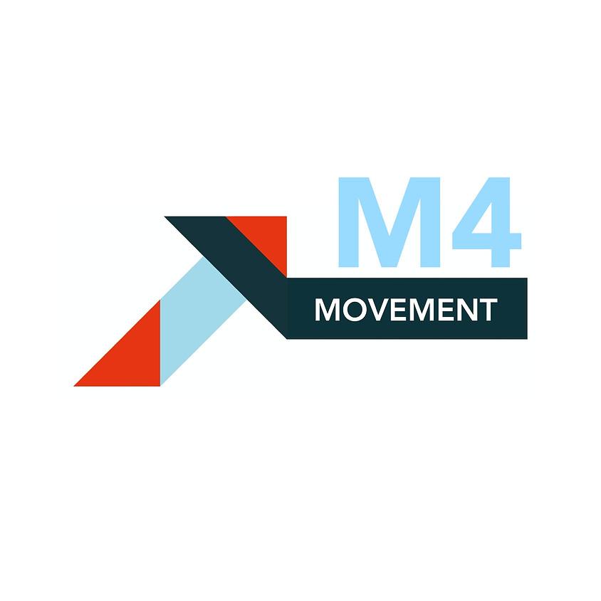 M4 (Part 1) Learning Community 24-25 Sept 2021