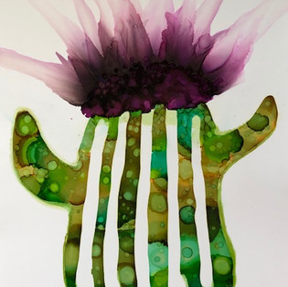 Cactus Monster