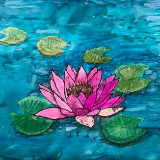 Lotus Washi