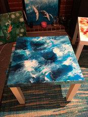 point break coffee table
