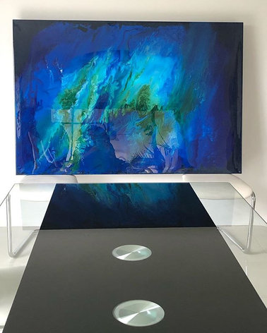 Top End Reef - 1 x 1.5 metre with resin