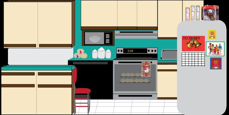 Granny's Kitchen.