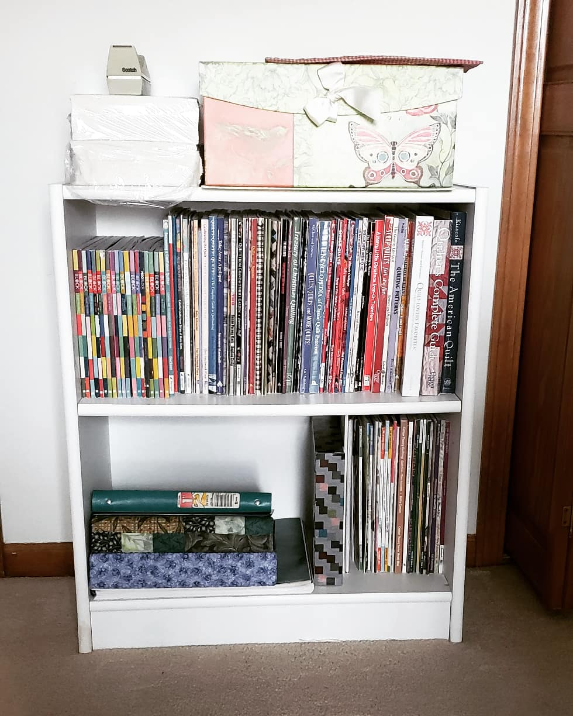 Organizing a Bookshelf