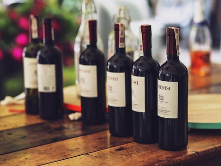 "Wine Night in ""Brasserie Komorebi"""