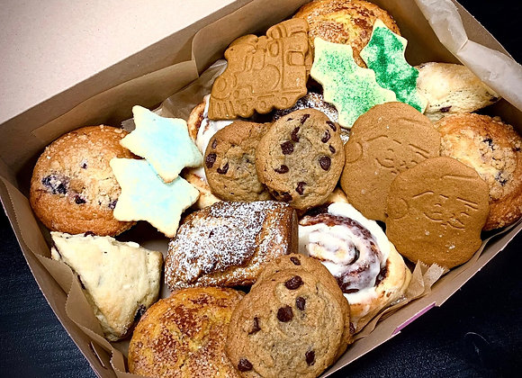 The Weekender - A Pastry Box Subscription from Hideaway