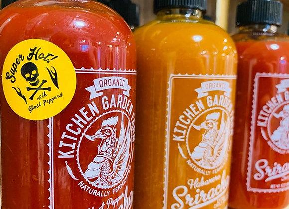 3 Bottle Gift Set - Hot Sauce