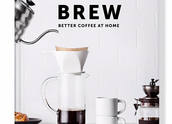 Brew Book - A GuideTo Better Coffee At Home