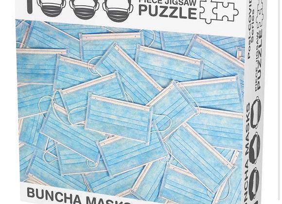 2020 Puzzels - TP & Masks