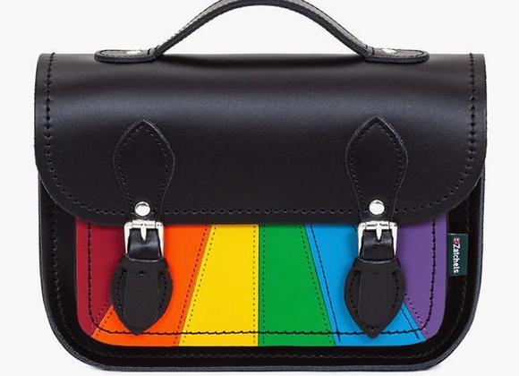 Leather Mini Satchel - Pride