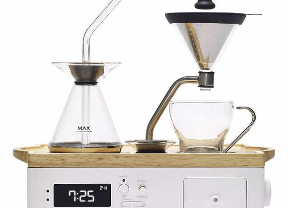 Barisieur Coffee Maker  - A Personal Bedside Barista