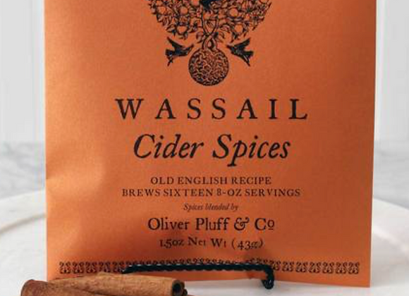 Wassail Spices for Cider