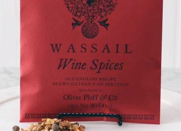 Wassail Spices - Wine