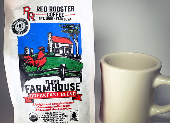 The Floyd Farmhouse - Breakfast Blend