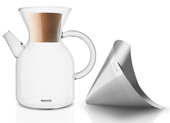 Pour-Over Coffee Maker 1.0 Liter