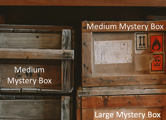 February Mystery Boxes