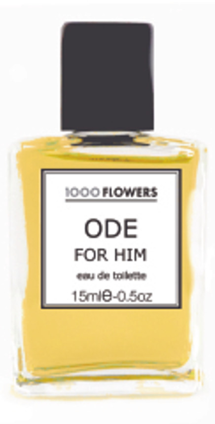 ODE FOR HIM