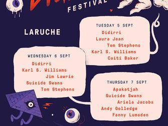Suicide Swans @ BIGSOUND FESTIVAL 2017